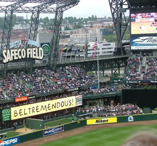 Seattle Safeco Field